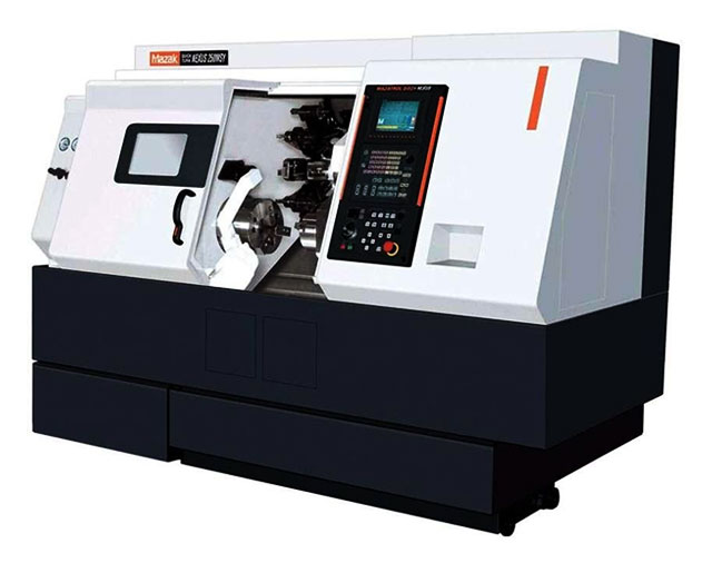Mazak QTN 100 CNC Machine - AK Machining